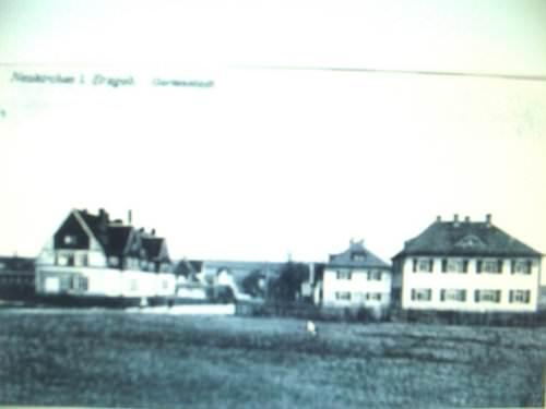 Gründung Gartenstadt
